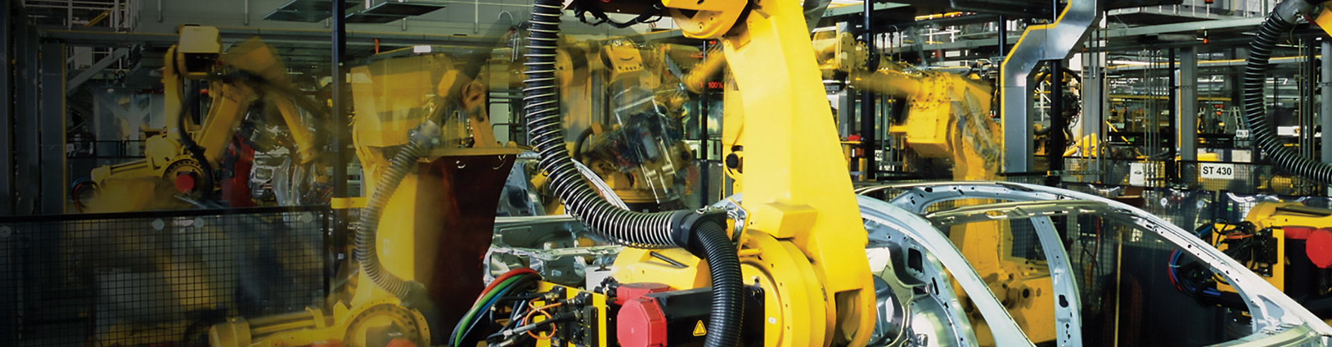 Industrial Robots Featured News Banner