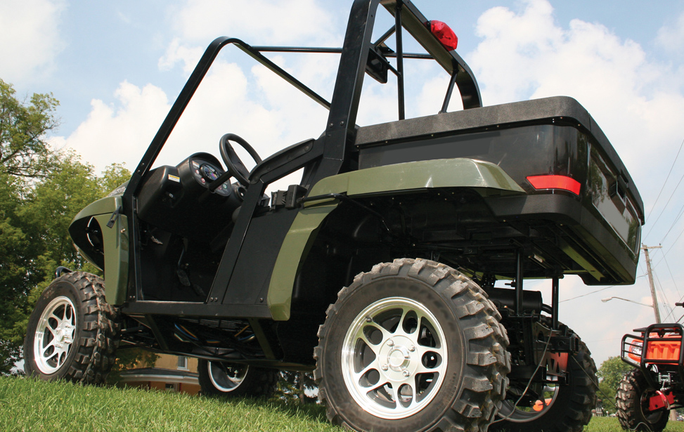 Utility Vehicle Applications