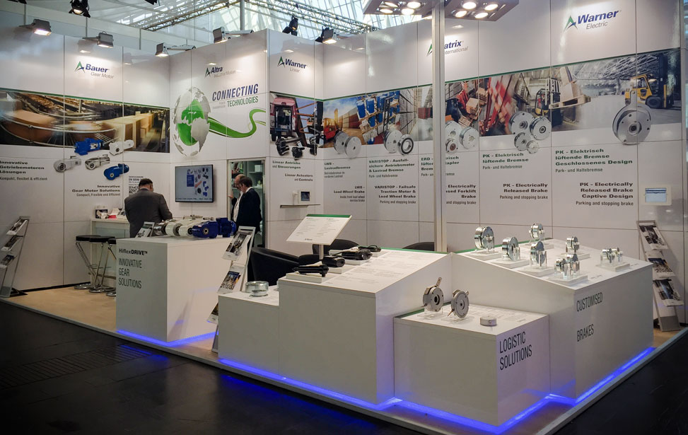 CeMAT 2016 Booth Photo