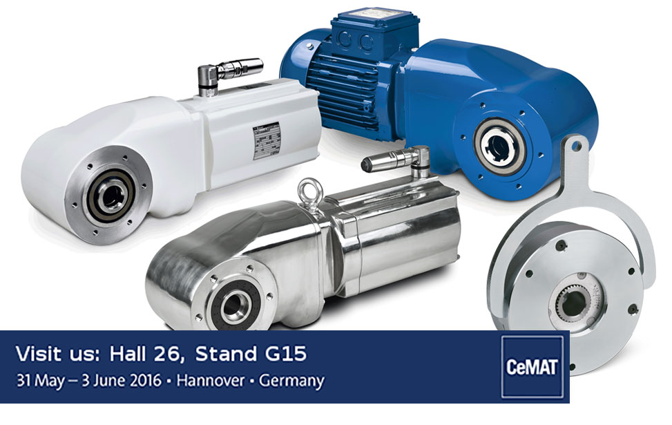 CeMAT 2016 Bauer Warner Products