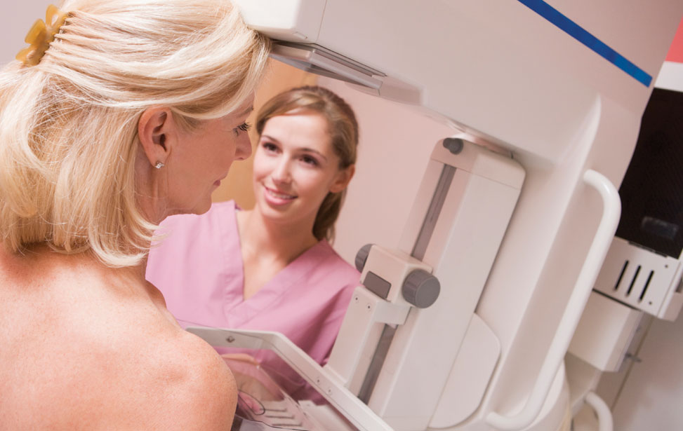 Mammography Machines