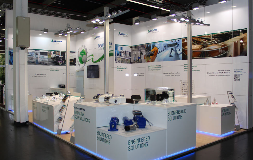 SPS IPC 2016 Booth Photo