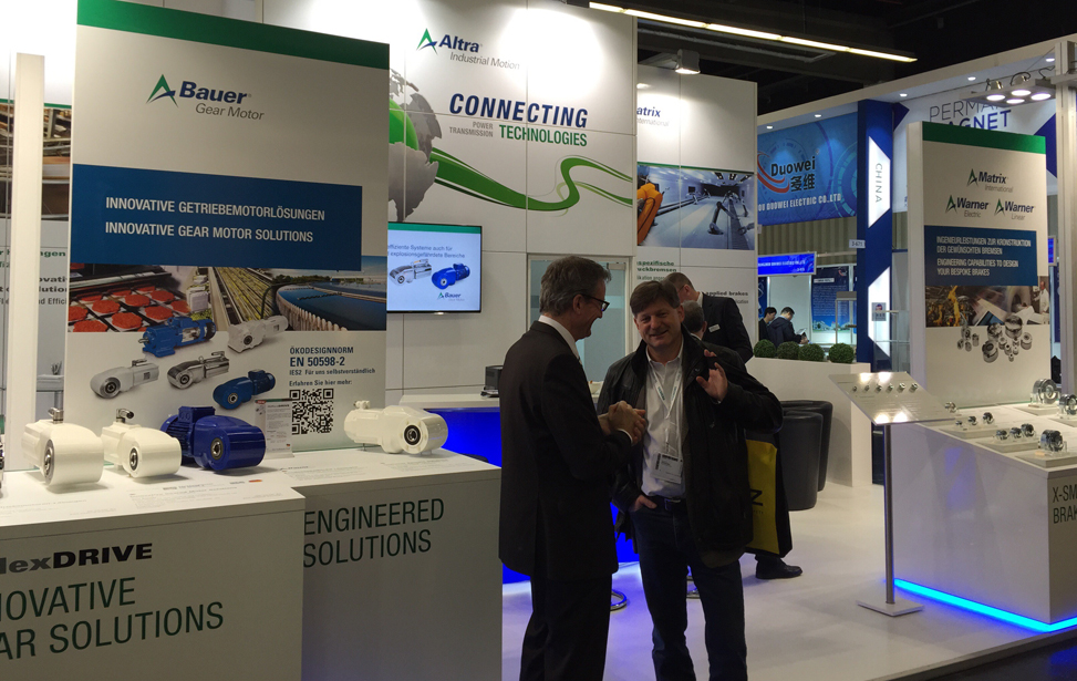SPS IPC Drives fair 2015 Booth