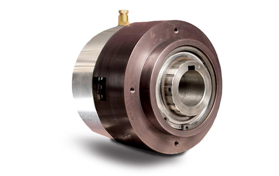 Pneumatic clutches brakes matrix international